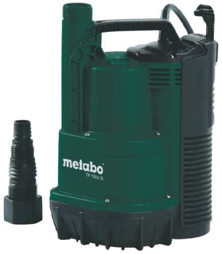 Metabo Tauchpumpe TP 7500 SI